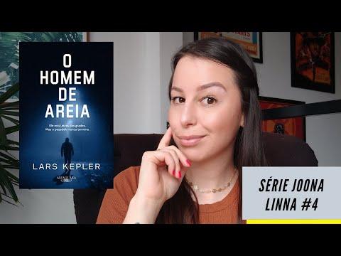 [Eu li] O homem de areia, Lars Kepler (Série Joona Linna, 4)