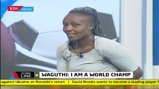 World Champion Judy Waguthi lacks finance to defend his title Part 2 | #KTNScoreline