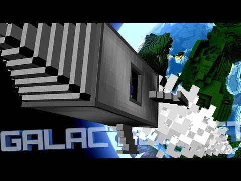 It's A Bigger World Out There   GalactiCraft (Minecraft Mod)