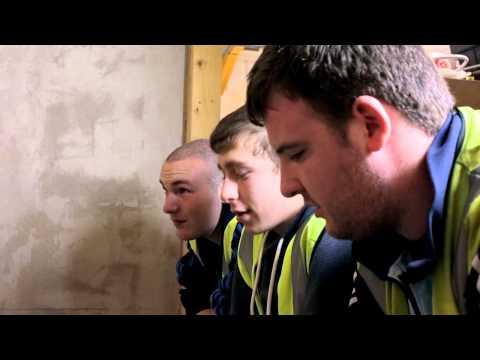 Trades Training School Edinburgh - YouTube