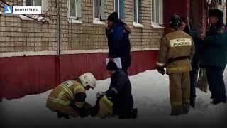 Липчанка упала с третьего этажа, отмечая 8 марта