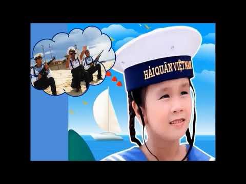 Thơ Em yêu chú bộ đội - cô Phạm Thị Quỳnh Nga - MN Xuân Hưng