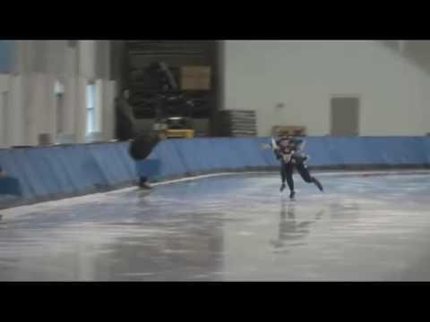 Speed Skater Elli Ochowicz 1500 Meters