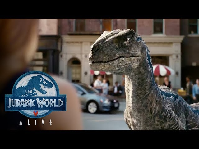 Jurassic World Alive launches: New Pokemon Go-style game brings