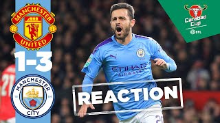 """We still have 90 minutes"" BERNARDO SILVA 