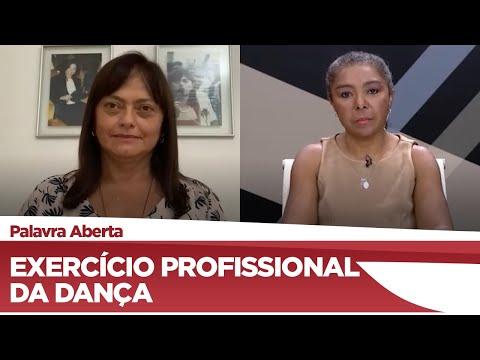 Alice Portugal relata projeto que regulamenta exercício do profissional da dança - 14/05/2021