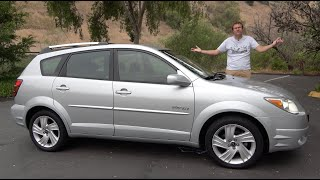 The Pontiac Vibe GT Is the Forgotten Hot Hatchback