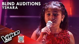 Yshara Cepeda - Tagu-Taguan | Blind Auditions | The Voice Kids Philippines Season 4