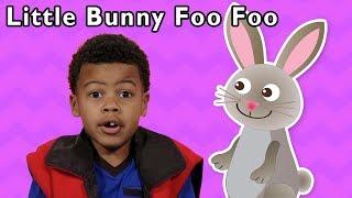 Little Bunny Foo Foo + More  Mother Goose Club Playhouse Songs & Rhymes