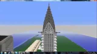 Minecraft-Chrysler Building