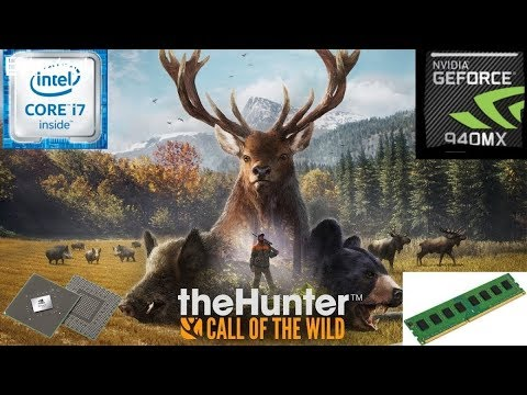 Can my laptop run this game? :: theHunter™: Call of the Wild
