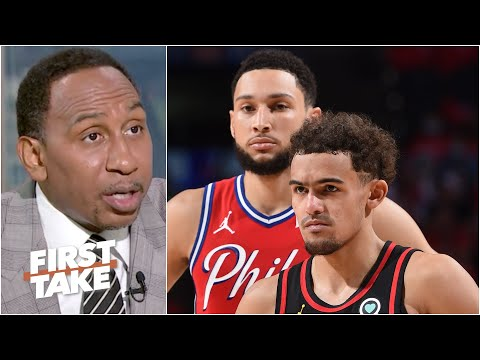 Previewing 76ers vs. Hawks Game 2: How do the Sixers overcome Trae Young's offense?   First Take