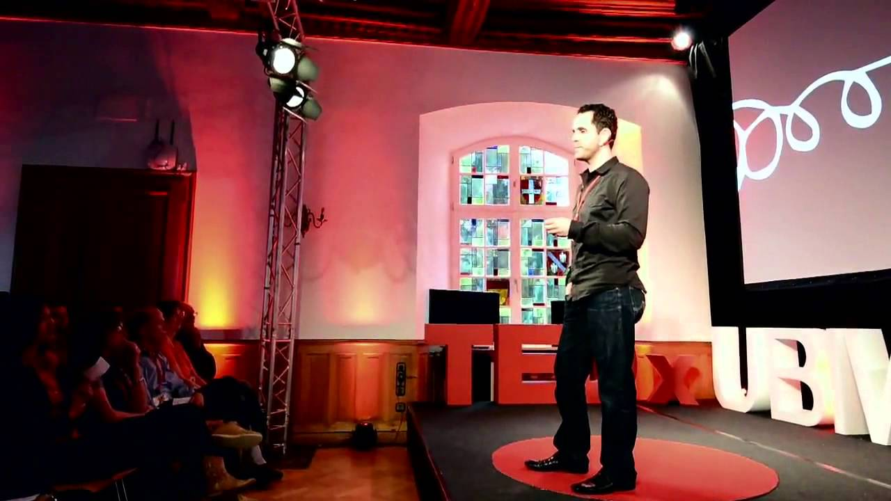 TEDx Talk: How to spot a leader in their handwriting