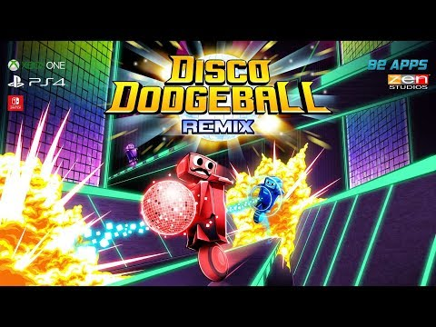 Disco Dodgeball Remix –Your New Favorite Sport-Type-Thing for Nintendo Switch, PS4 and Xbox One thumbnail