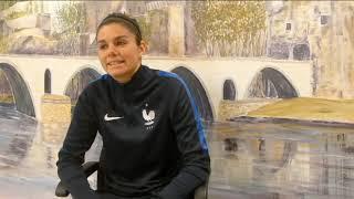 Interview - Laurie Saulnier (AC Avignon)