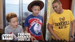 T.I. Busts Domani, King, & Messiah For Losing Major Harris | T.I. & Tiny: The Family Hustle