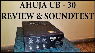 Ahuja TZA-7000 AV Power Amplifier - Thủ thuật máy tính