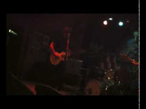 """Gilded Flicker playing """"800 miles"""" @ pappy and harriets april 22 2012"""