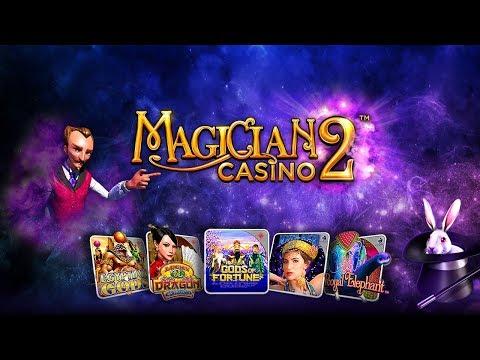 Magician Casino 2 | Free Slots & Casino Games!