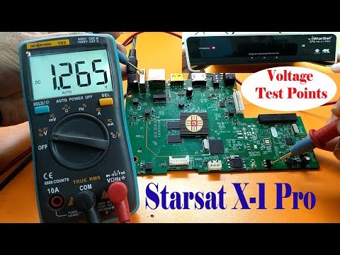 Starsat X1 Pro Internet and Server Setting with How to Use Apollo