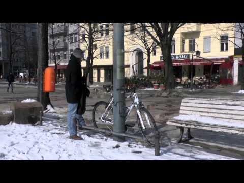 Fahrradschloss geknackt in 3 Sekunden