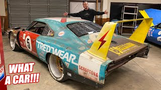 So we went and checked out a REALLY COOL Charger Daytona rep car to maybe purchase. Shout out to the Tred Wear guys, very cool people!  Cleetus and Cars Houston!!! Tickets on sale now right here:  https://www.etix.com/ticket/e/1008046/cleetusandcars-baytown-houston-raceway-park-tx?_ga=2.194789229.119544724.1579192424-102862606.1579192424  NEW TOAST SHIRTS!!!! - https://www.cleetusmcfarland.com  Check out our schedule for 2020 here - https://www.cleetusmcfarland.com/year2020/ Cleetus2 Channel - https://goo.gl/Ph2wyo Holley's channel - https://www.youtube.com/channel/UCeQfJXzg0gnfuM4tgmagCCw **Social Media: Instagram - https://goo.gl/LZvy5e Facebook - https://goo.gl/gdwhh1  **SEND ME FAN MAIL... (bald eagles welcome)  Cleetus McFarland 12961 44th St N. Ste B Clearwater, FL 33762 United States of America