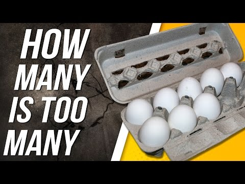 Is Eating Too Many Eggs Bad For You?