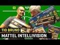 Mattel Intellivision Unboxing Y Partidas Con El T o Bru