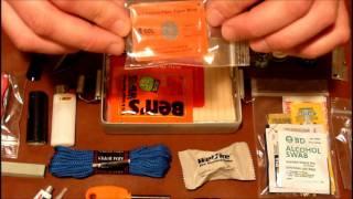 My pocket survival kit psk