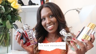 6 NEW SCENTS MY REVIEW ( TF Metallique, Lacôme Idole, Tiffany Intense & More) | Nelly Mwangi