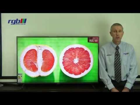 Test TV sprejemnikov LG LF580V
