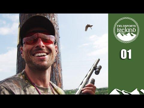 Save Whiskey: Shoot Pigeons – Fieldsports Ireland, episode 1