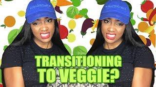 Going Vegetarian TIPS