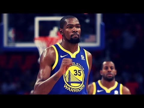 Kevin Durant Wins Western Conference Player of the Week  | Week 8