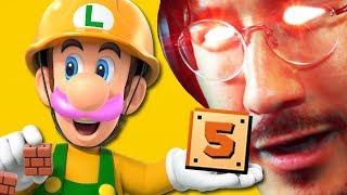 YOU WON'T BEAT ME... | Super Mario Maker 2 - Part 5