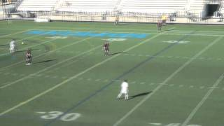 Garnet Sports Network Highlights: Swarthmore Men's Soccer vs. Johns Hopkins