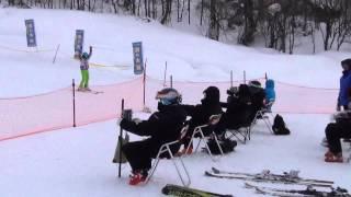 2013秋田県スキー技術選手権大会決勝小回り整地・不整地