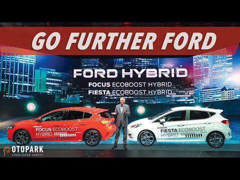 Ford Gelecek Modelleri | Hybrid Focus ve Fiesta, Elektrikli Transit,  Yeni Kuga, Yeni Explorer