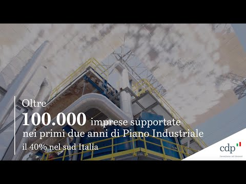 #Bilancio2020: Cassa Depositi e Prestiti raggiunge oltre 100.000 #imprese, per il 40% al Sud Italia