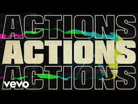John Legend - Actions (Official Lyric Video)