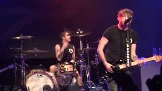 All Time Low - Break Your Little Heart - Live 25.02.2014 Muffathalle München