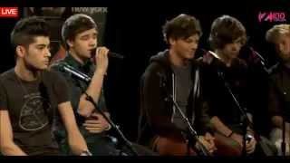 One Direction - More Than This Live (Amazing Vocals)