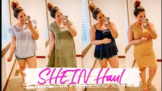 SHEIN SPRING TRY-ON HAUL 2020 || CURVY GIRL AND MATERNITY FRIENDLY