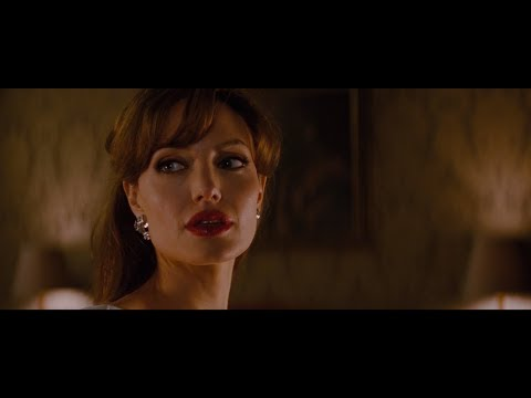 Angelina Jolie in The Tourist Part 1