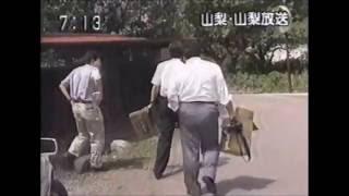 死体 ズームイン ズームイン!!朝!(放送事故、ハプニング)