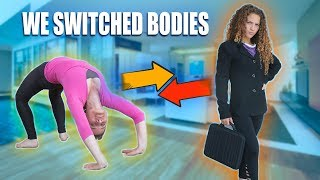 I SWITCHED LIVES WITH MY MOM!!!