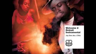 Jay Dee - B.B.E. (Big Booty Express) (Instrumental)