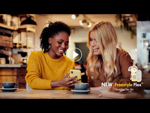 Freestyle Flex™ double electric breast pump