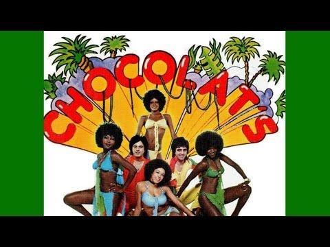 Chocolat's - Rythmo Tropical (HD) Officiel Elver Records
