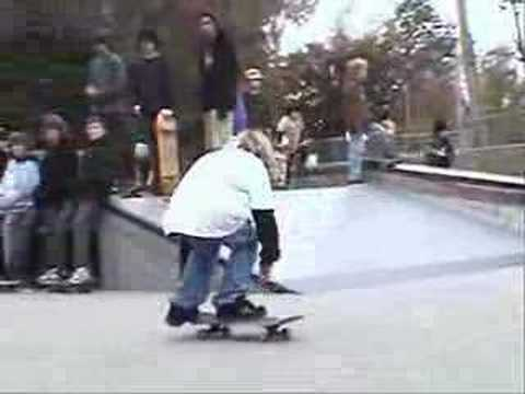 Havertown Skate Park Game of Skate - Can food drive 2007